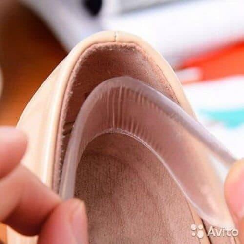 Click to enlarge. InicioSALUD Y BIENESTAR Kit De Plantillas De Gel De Silicona  Para Zapatos De Tacón 14d33eef8f73